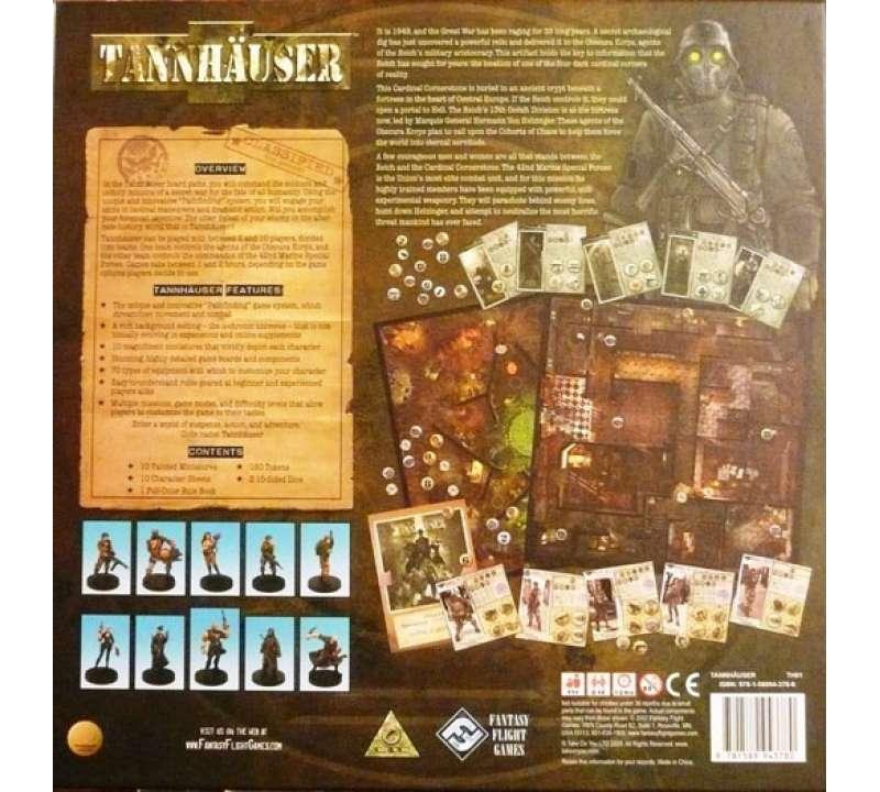 Настольная игра Tannhauser