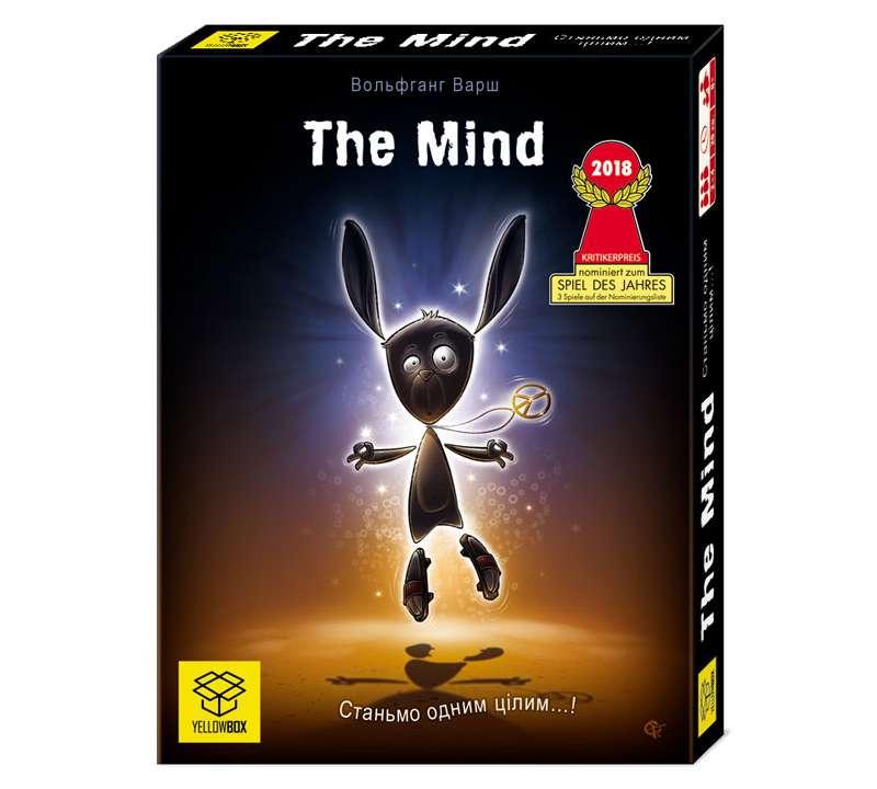 Настольная игра The Mind (Разум)