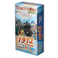 Ticket to Ride Европа 1912