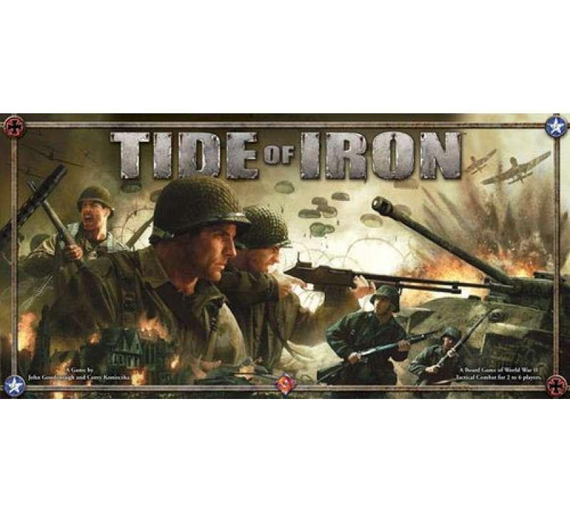 Настольная игра Tide of Iron