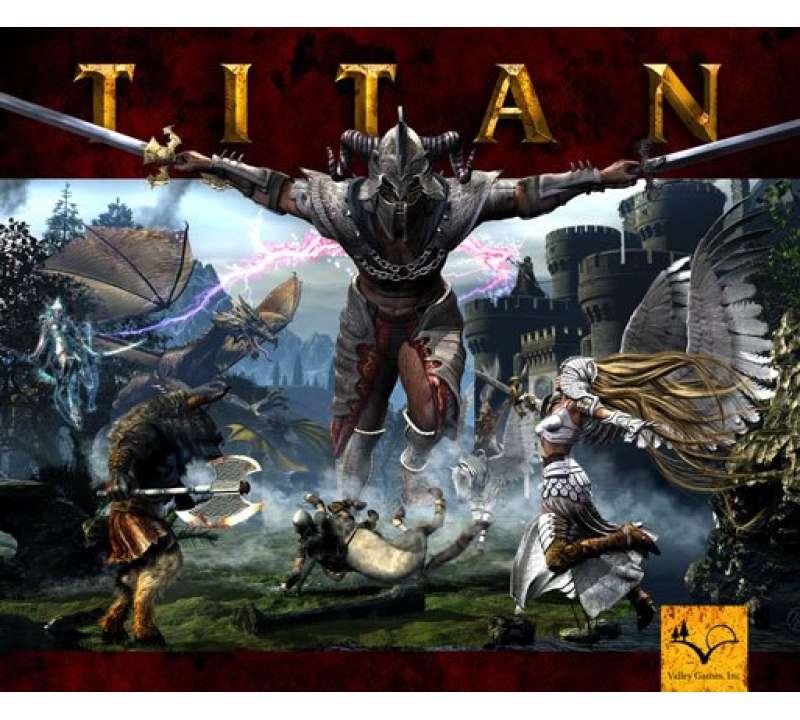 Настольная игра Titan (Титан)