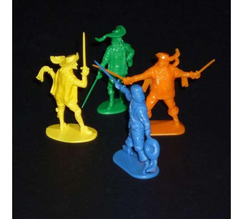 Настольная игра Три мушкетера Подвески королевы