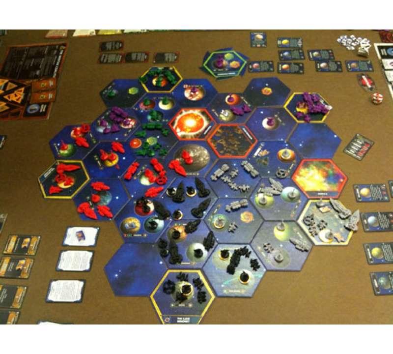 Настольная игра Twilight Imperium 3rd Edition