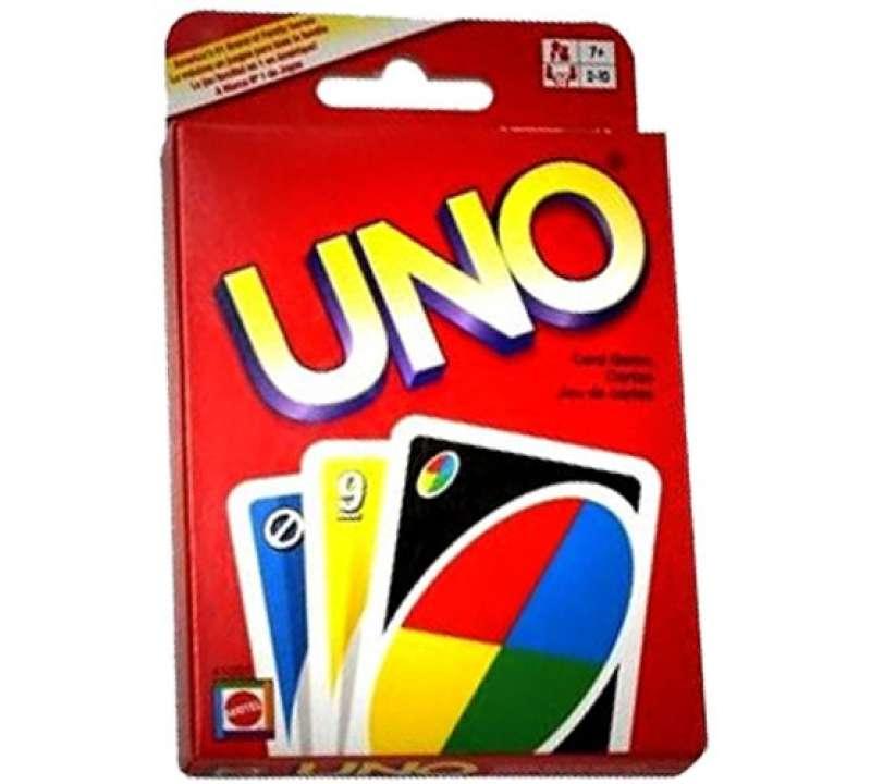 Настольная карточная игра УНО (UNO)