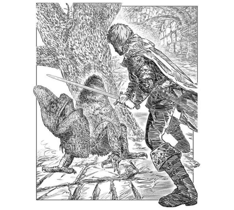 Верховный жрец Айригаля. Книга-игра