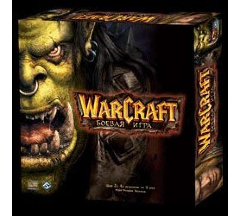 Настольная игра Warcraft Боевая игра