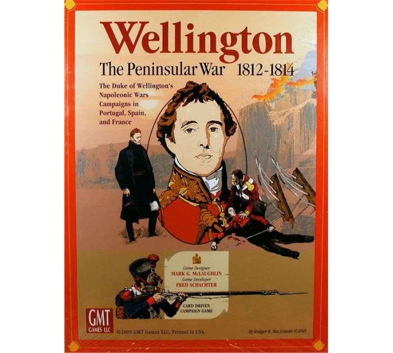 Настольная игра Wellington (Веллингтон)