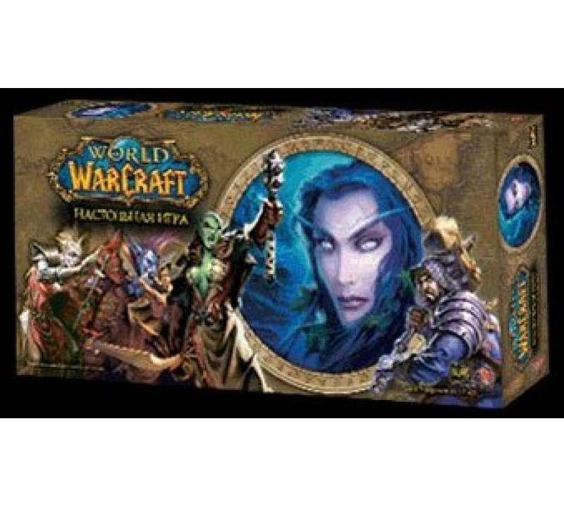 Настольная игра World of Warcraft (Варкрафт)