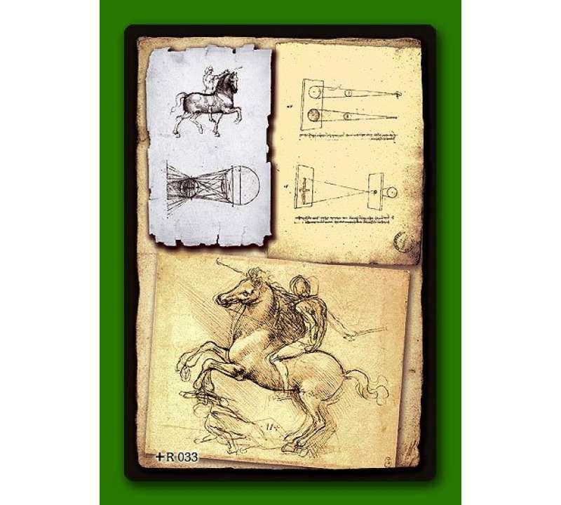 Настольная игра Загадка Леонардо