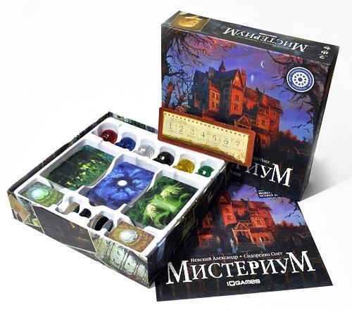 Настольная игра Мистериум