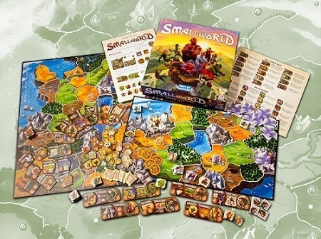small world настольная игра