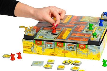 сырный замок игра